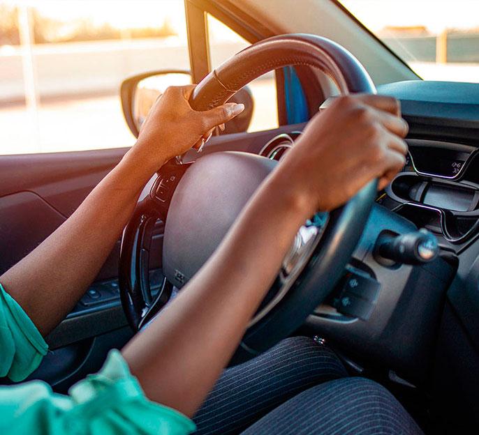 Formas adecuadas de conducción